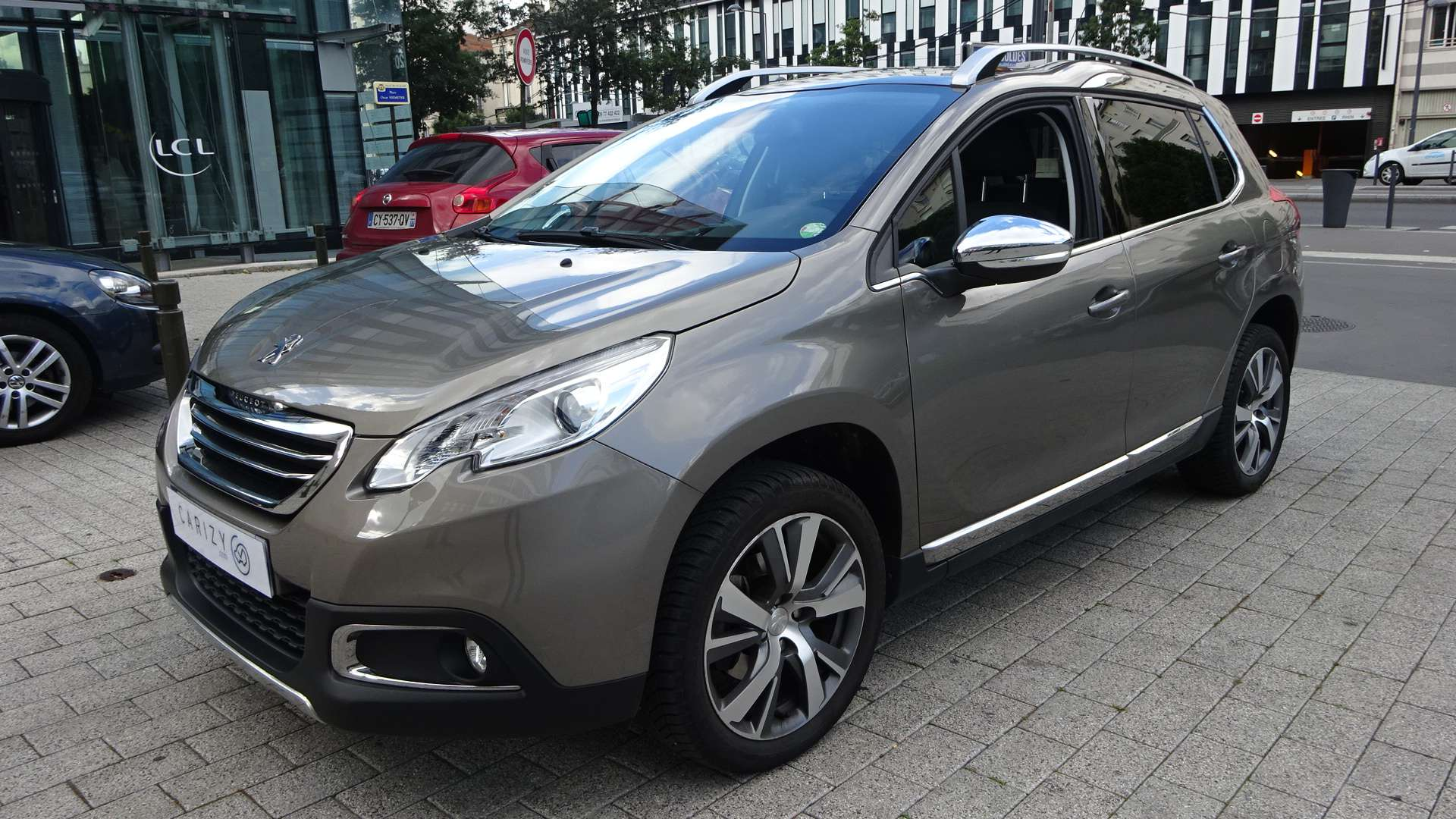 voiture peugeot 2008 occasion essence 2013 25100 km