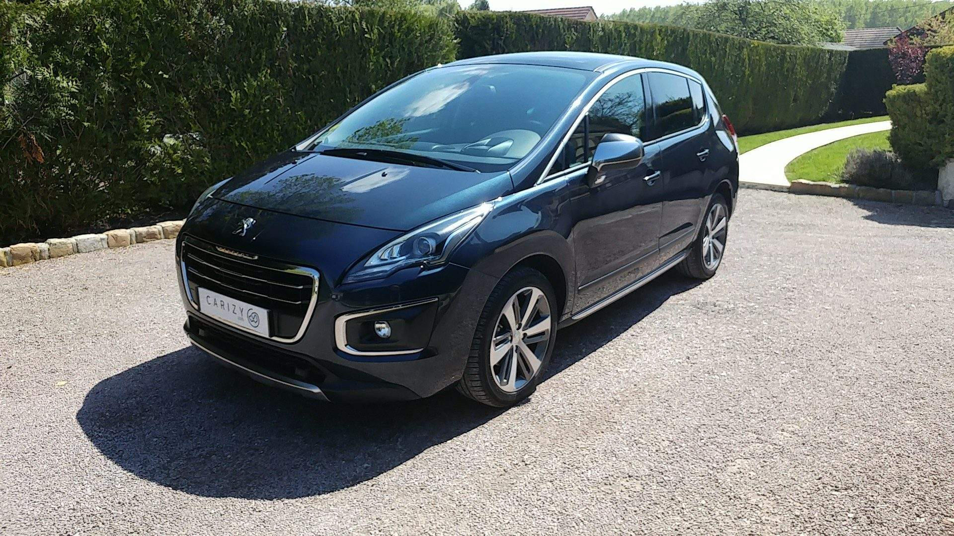 voiture peugeot 3008 2 0 hdi 150 feline occasion diesel 2014 35000 km 18490 paris. Black Bedroom Furniture Sets. Home Design Ideas