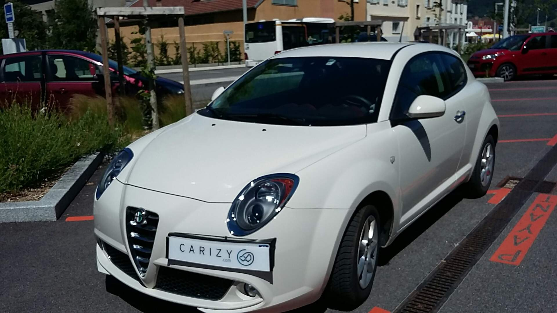 voiture alfa romeo mito 0 9 twinair 105 distinctive start occasion essence 2014 26900 km. Black Bedroom Furniture Sets. Home Design Ideas