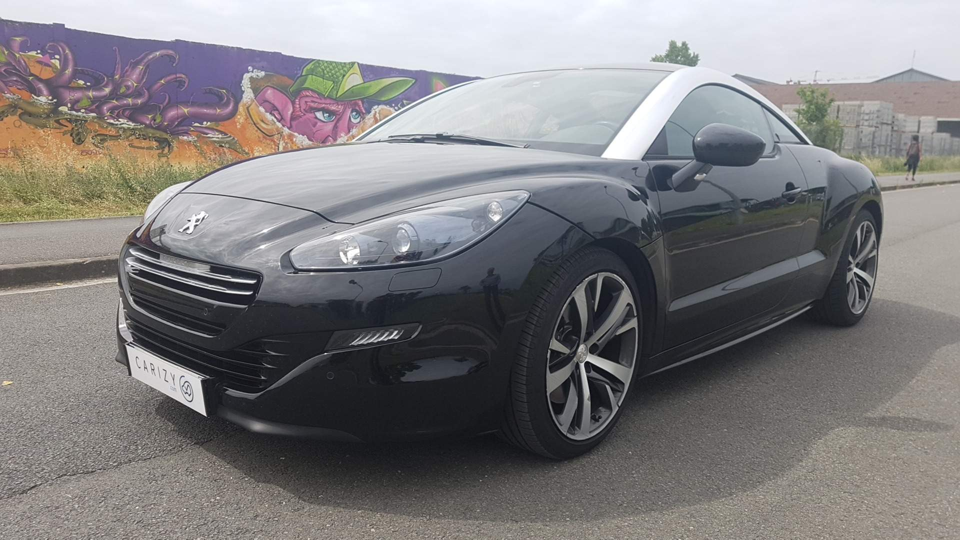 voiture peugeot rcz 2 0 hdi 160 occasion diesel 2013 76800 km 17325 paris paris. Black Bedroom Furniture Sets. Home Design Ideas