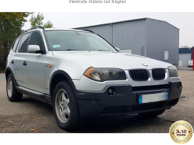 cote auto gratuite et fiche technique bmw x3 x3 150ch confort 2006 9 cv diesel manuelle. Black Bedroom Furniture Sets. Home Design Ideas