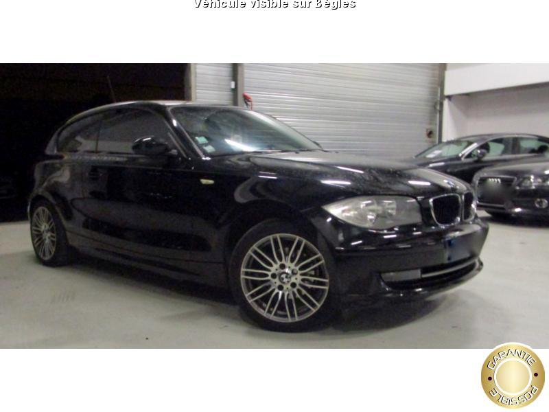 voiture bmw s rie 1 occasion diesel 2008 160000 km 8490 b gles gironde 992735587575. Black Bedroom Furniture Sets. Home Design Ideas