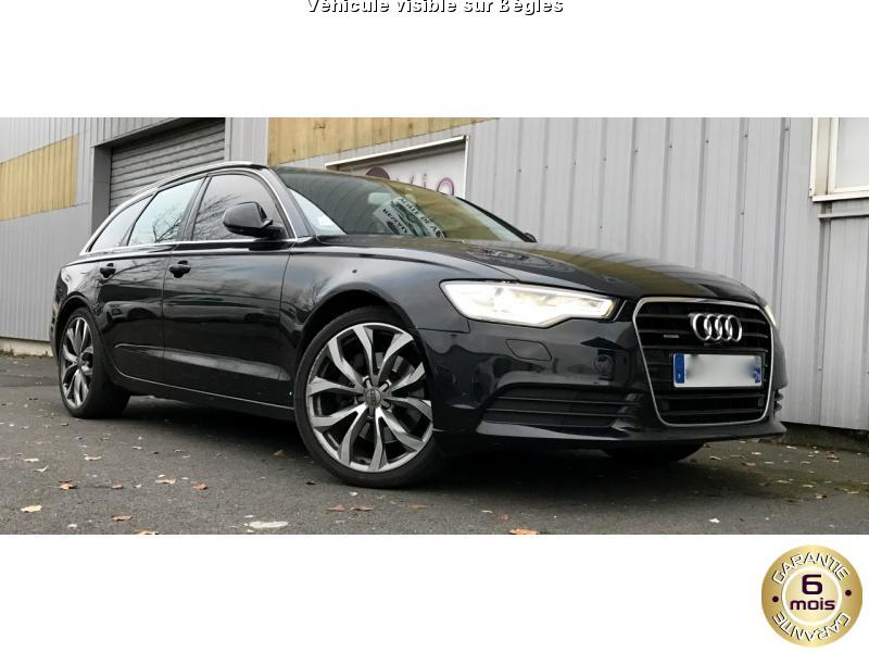 voiture audi a6 occasion diesel 2011 146000 km 23990 b gles gironde 992735657701. Black Bedroom Furniture Sets. Home Design Ideas