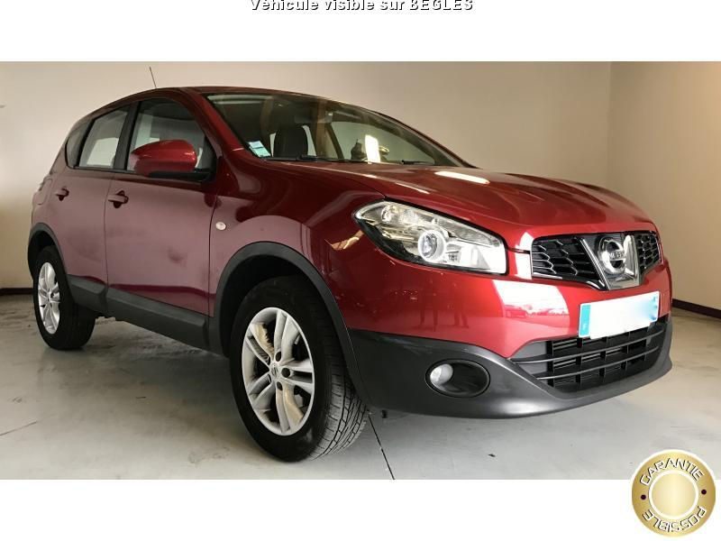 voiture nissan qashqai occasion diesel 2011 132000 km 8990 b gles gironde 992736722220. Black Bedroom Furniture Sets. Home Design Ideas