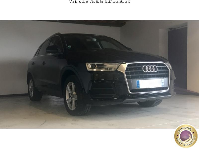 voiture audi q3 2 0 tdi ultra 150 ambition luxe phase occasion diesel 2015 24000 km. Black Bedroom Furniture Sets. Home Design Ideas