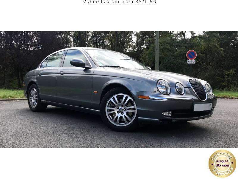 voiture jaguar sovereign s type v8 bva faible km. Black Bedroom Furniture Sets. Home Design Ideas