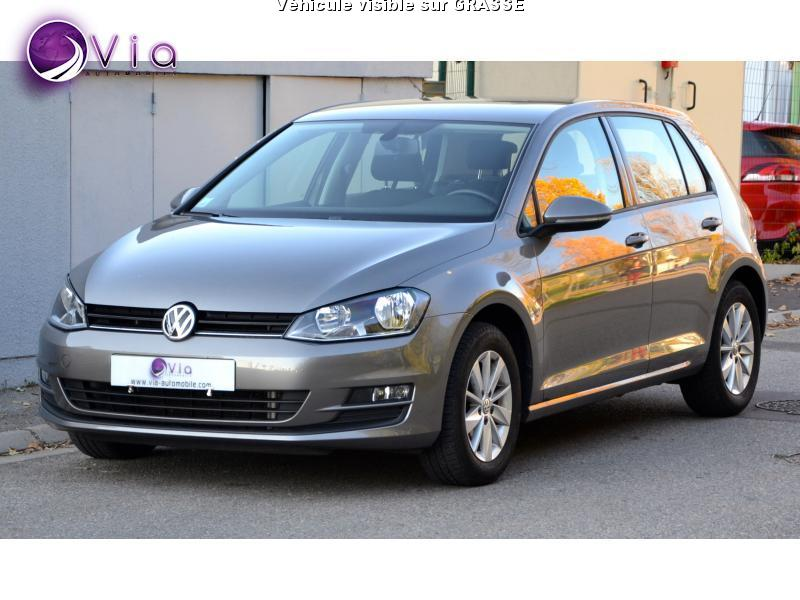voiture volkswagen golf occasion diesel 2014 37000 km 15990 grasse alpes maritimes. Black Bedroom Furniture Sets. Home Design Ideas