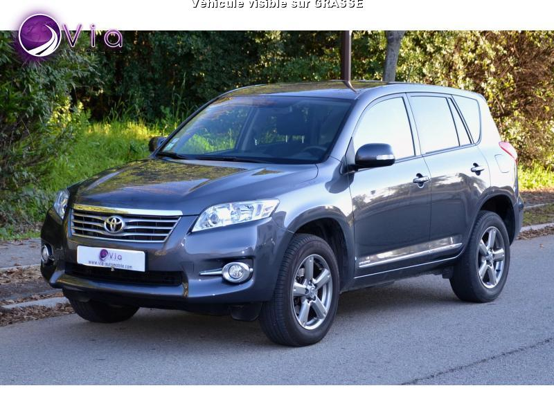 voiture toyota rav 4 occasion diesel 2012 78500 km 16990 grasse alpes maritimes. Black Bedroom Furniture Sets. Home Design Ideas