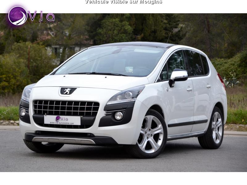 voiture peugeot 3008 occasion diesel 2012 49000 km. Black Bedroom Furniture Sets. Home Design Ideas