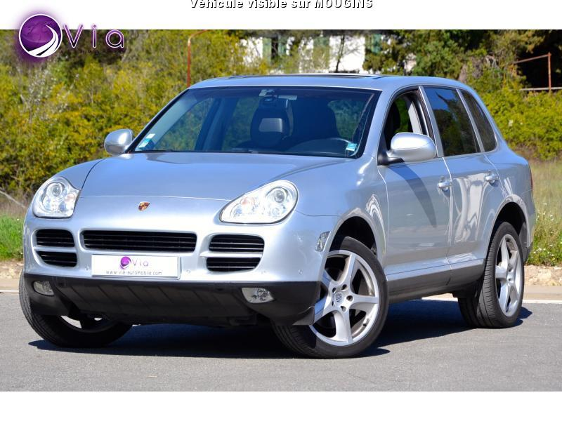 voiture porsche cayenne v8 340 s occasion essence 2004 131500 km 16900 mougins. Black Bedroom Furniture Sets. Home Design Ideas