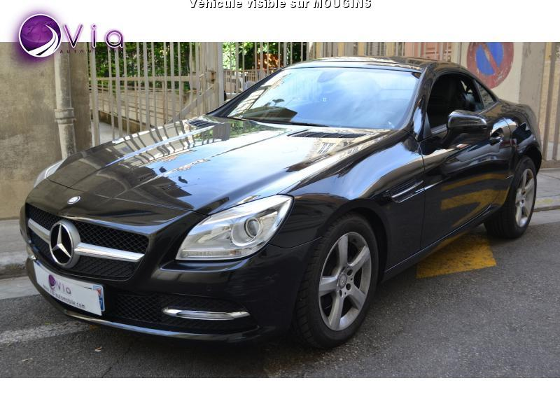voiture mercedes slk slk iii 200 cabriolet 55 000km. Black Bedroom Furniture Sets. Home Design Ideas