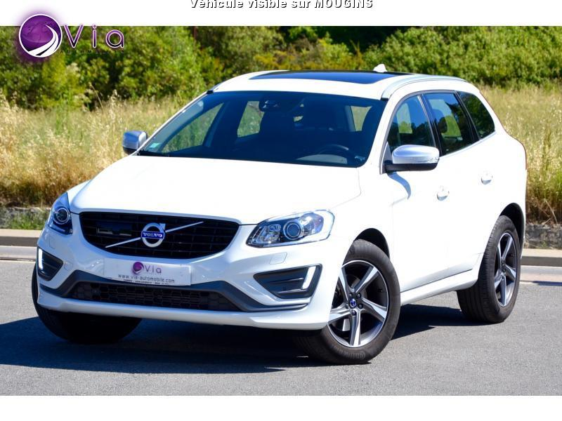 voiture volvo xc60 d5 awd 220 bva geartronic x nium pac occasion diesel 2015 26000 km. Black Bedroom Furniture Sets. Home Design Ideas