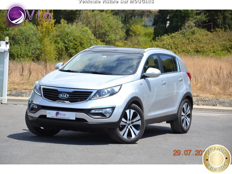 voiture kia sportage sportage iii 2 0 crdi 136 4x4 premium occasion diesel 2014 22800 km. Black Bedroom Furniture Sets. Home Design Ideas