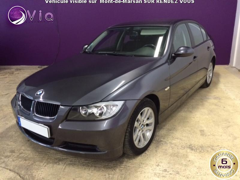 voiture bmw s rie 3 occasion diesel 2006 135000 km. Black Bedroom Furniture Sets. Home Design Ideas