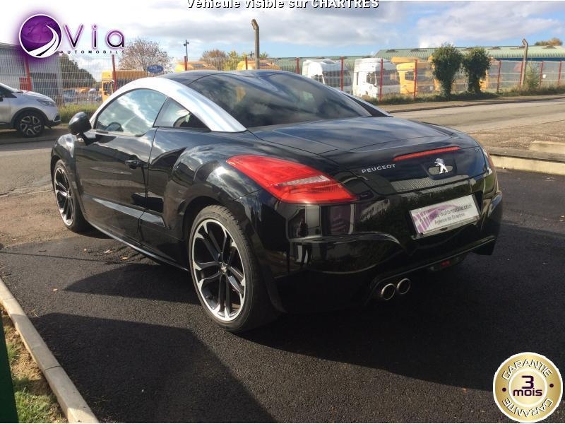 cote auto gratuite et fiche technique peugeot rcz rcz 2 0 hdi fap 160ch red carbon 2014 9 cv. Black Bedroom Furniture Sets. Home Design Ideas