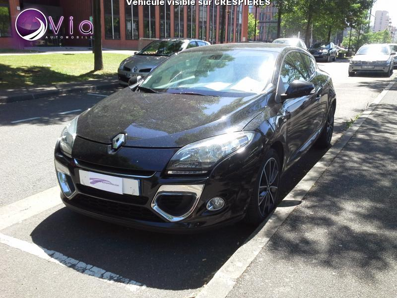 Voiture renault m gane m gane iii coup bose 1 5 dci 110 - Renault megane coupe occasion diesel ...