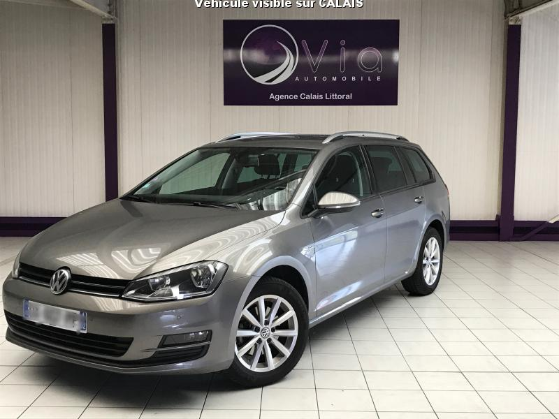 voiture volkswagen golf volkswagen golf break 1 2 tsi 110 occasion essence 2015 38000 km. Black Bedroom Furniture Sets. Home Design Ideas
