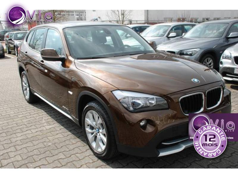 voitures bmw x1 garantie 0 mois rh ne alpes rh ne car. Black Bedroom Furniture Sets. Home Design Ideas