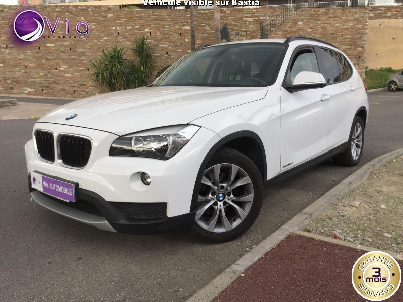 voiture bmw x1 sdrive 16d 116 ch e84 lci lounge occasion diesel 2013 70000 km 17990. Black Bedroom Furniture Sets. Home Design Ideas