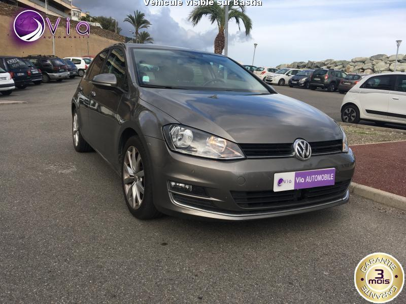 voiture volkswagen golf occasion diesel 2013 57000 km 17900 ville di pietrabugno. Black Bedroom Furniture Sets. Home Design Ideas