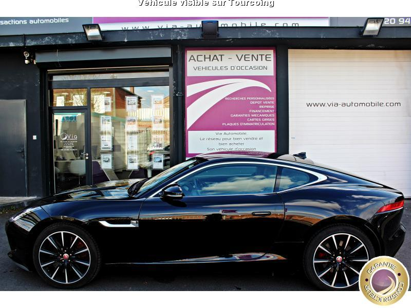 via automobile tourcoing jaguar f type tourcoing 59200 annonce 0061 ad02111. Black Bedroom Furniture Sets. Home Design Ideas