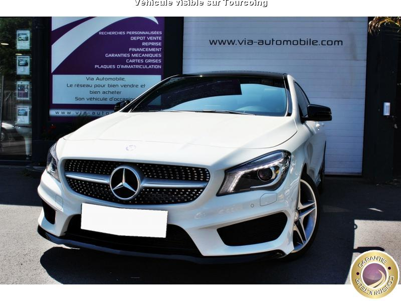 voiture mercedes classe cla occasion diesel 2015 20000 km 36990 tourcoing nord. Black Bedroom Furniture Sets. Home Design Ideas