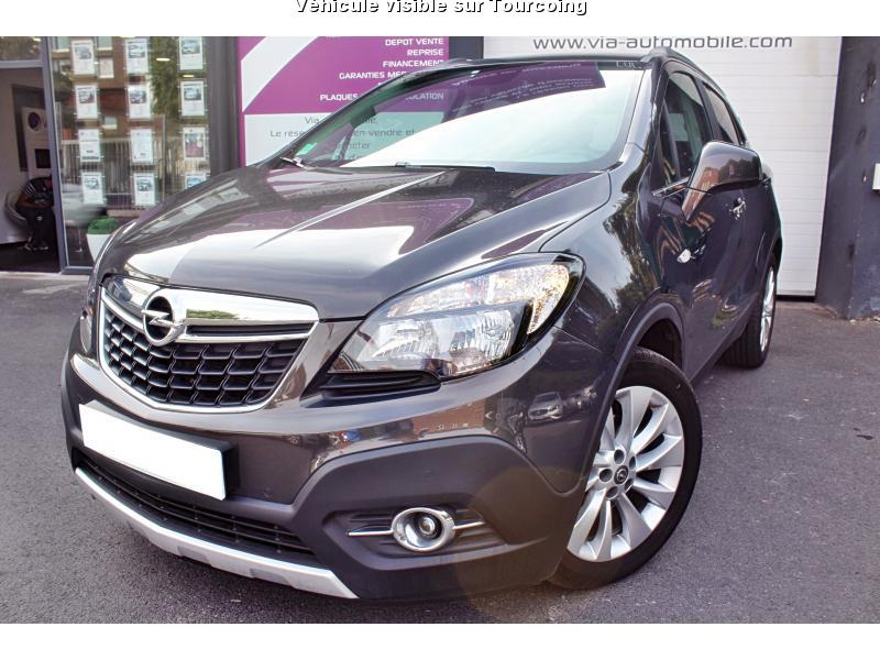 cote auto gratuite et fiche technique opel mokka mokka 1 7 cdti 130 fap 4x2 cosmo a 2014 7. Black Bedroom Furniture Sets. Home Design Ideas