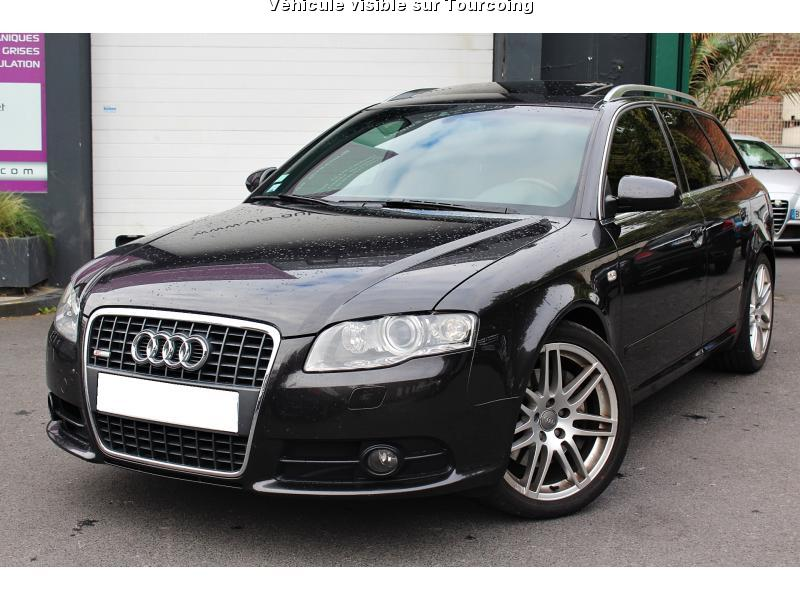 voiture audi a4 occasion diesel 2007 157500 km. Black Bedroom Furniture Sets. Home Design Ideas