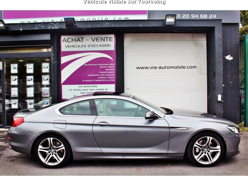 via automobile tourcoing bmw s rie 6 tourcoing 59200 annonce 0061 zu02494. Black Bedroom Furniture Sets. Home Design Ideas