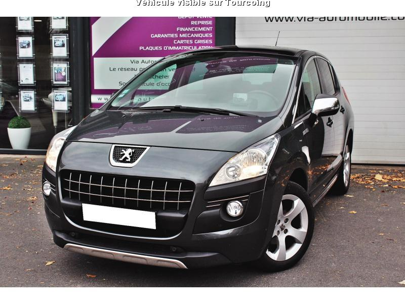 voiture peugeot 3008 occasion diesel 2012 43000 km. Black Bedroom Furniture Sets. Home Design Ideas