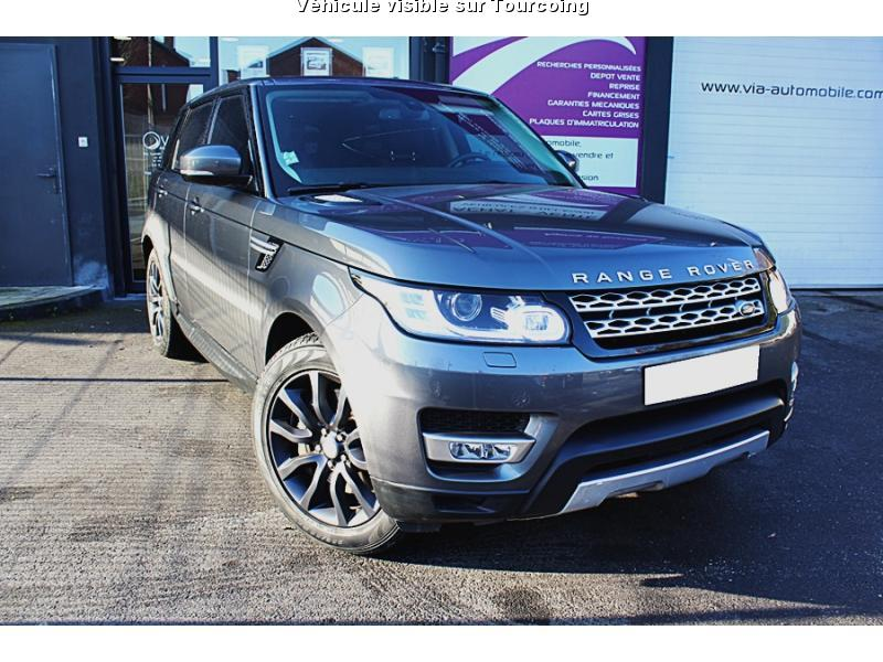 via automobile tourcoing land rover range rover tourcoing 59200 annonce 0061 zu02581. Black Bedroom Furniture Sets. Home Design Ideas