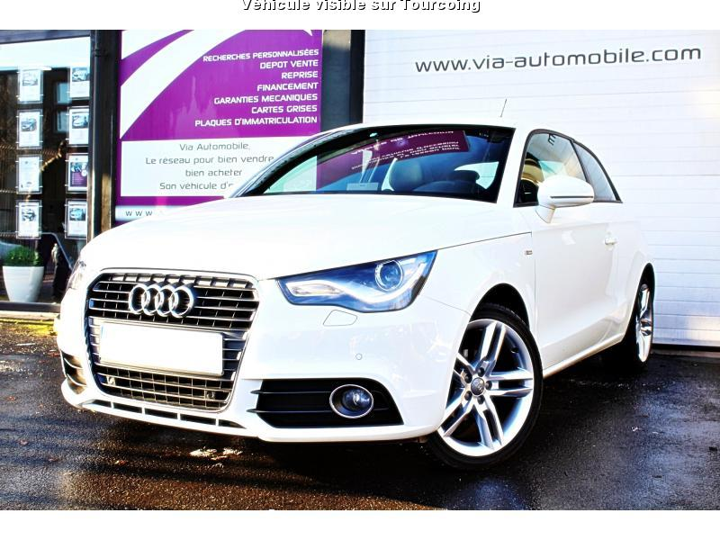 voiture audi a1 occasion diesel 2011 49000 km 16490 tourcoing nord 992735850573. Black Bedroom Furniture Sets. Home Design Ideas
