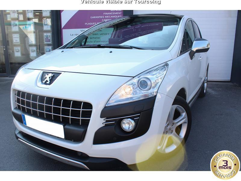 voiture peugeot 3008 occasion diesel 2011 160000 km 10990 tourcoing nord 992736123979. Black Bedroom Furniture Sets. Home Design Ideas