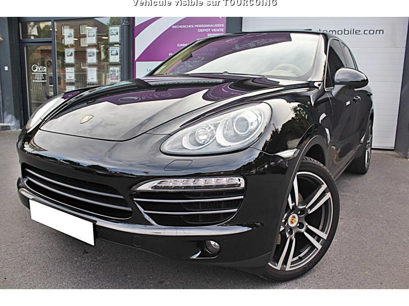 voiture porsche cayenne 3 0 v6 tdi 240 tiptronic s occasion diesel 2010 132500 km 36490. Black Bedroom Furniture Sets. Home Design Ideas