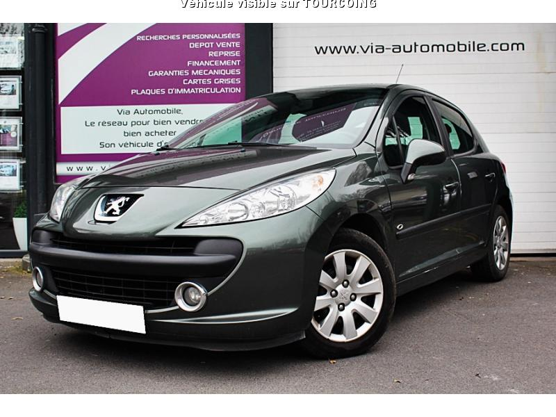 voiture peugeot 207 occasion diesel 2008 102500 km 5990 tourcoing nord 992736727654. Black Bedroom Furniture Sets. Home Design Ideas