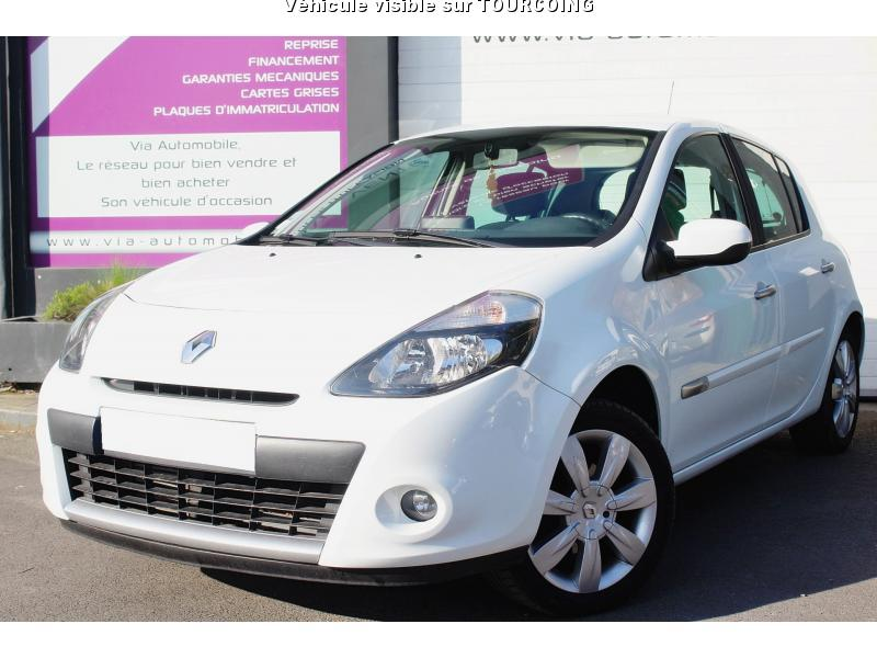 voiture renault clio occasion diesel 2011 132000 km 6490 tourcoing nord 992736767154. Black Bedroom Furniture Sets. Home Design Ideas