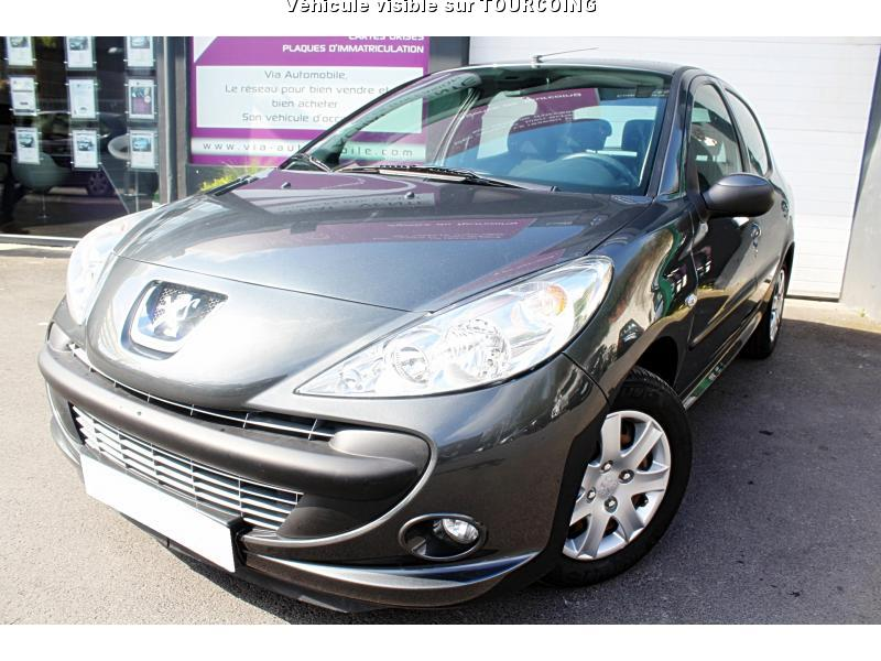 voiture peugeot 206 1 4 hdi 70 access occasion diesel 2011 84000 km 6990 tourcoing. Black Bedroom Furniture Sets. Home Design Ideas