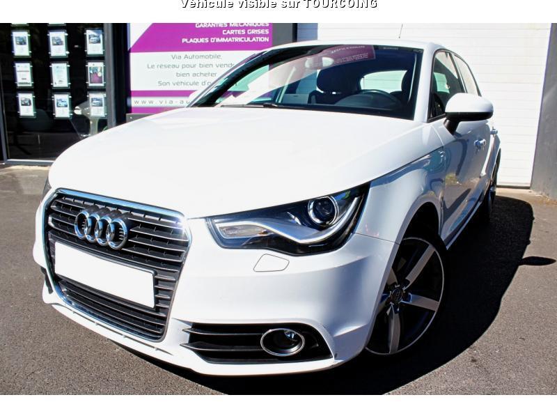 voiture audi a1 sportback 1 6 tdi 90 ambition occasion diesel 2013 132000 km 12490. Black Bedroom Furniture Sets. Home Design Ideas