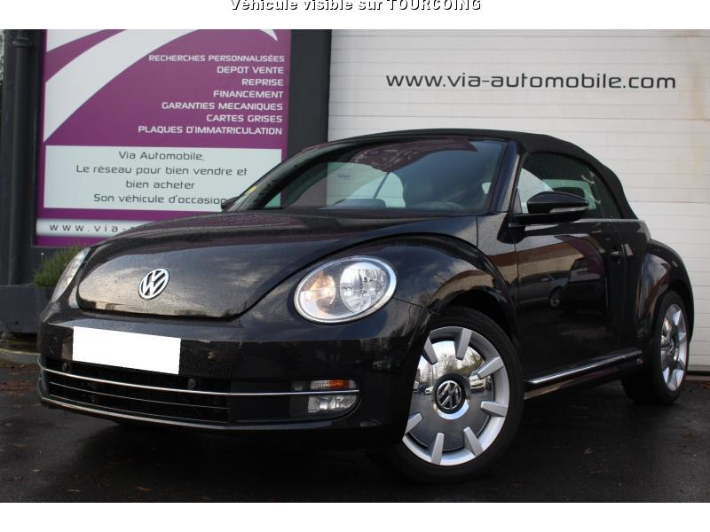 voiture volkswagen coccinelle ii beetle cabriolet 2 0 tdi. Black Bedroom Furniture Sets. Home Design Ideas