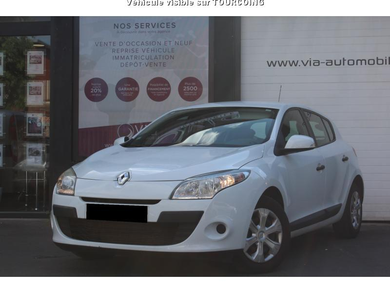 Voiture Renault Megane Megane 1 5 Dci 85 Authentique Societe 2