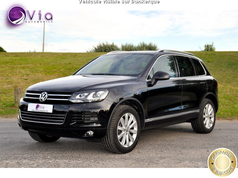 annonce volkswagen touareg 2 voiture occasion autos post. Black Bedroom Furniture Sets. Home Design Ideas