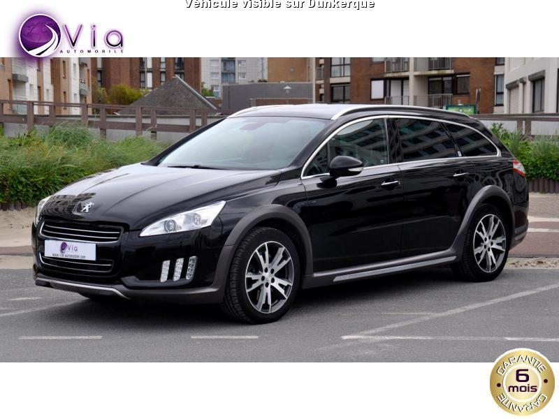 voiture peugeot 508 occasion 2013 112500 km 17990. Black Bedroom Furniture Sets. Home Design Ideas