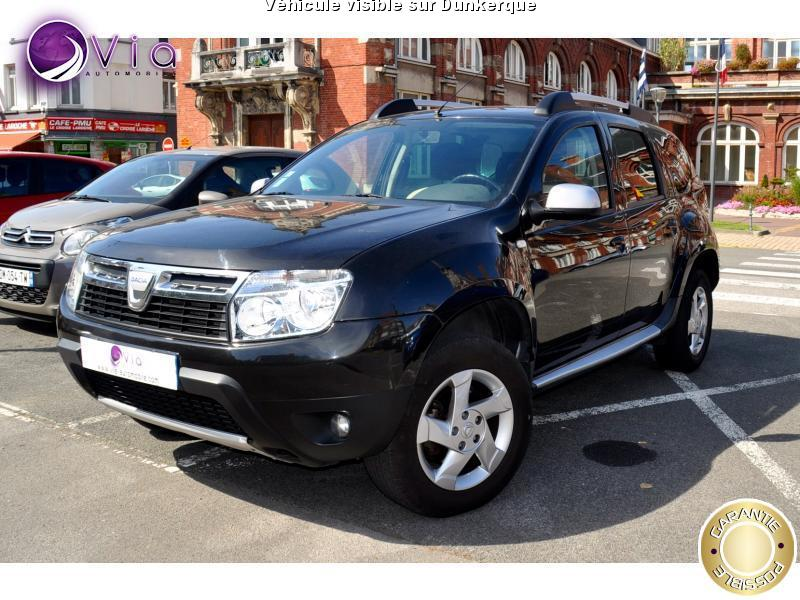 voiture dacia duster 1 5 dci 110 4x2 laur ate occasion diesel 2011 70500 km 11990. Black Bedroom Furniture Sets. Home Design Ideas