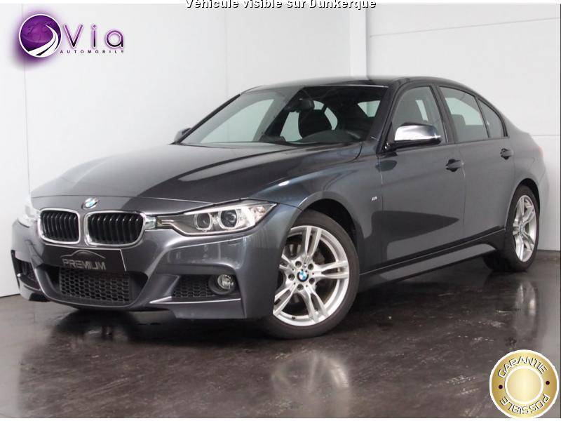 voiture bmw s rie 3 occasion diesel 2013 33000 km 26490 dunkerque nord 992734350170. Black Bedroom Furniture Sets. Home Design Ideas