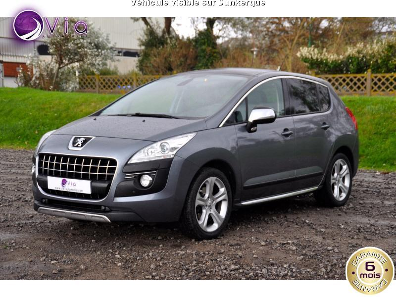 voiture peugeot 3008 occasion diesel 2012 109000 km. Black Bedroom Furniture Sets. Home Design Ideas