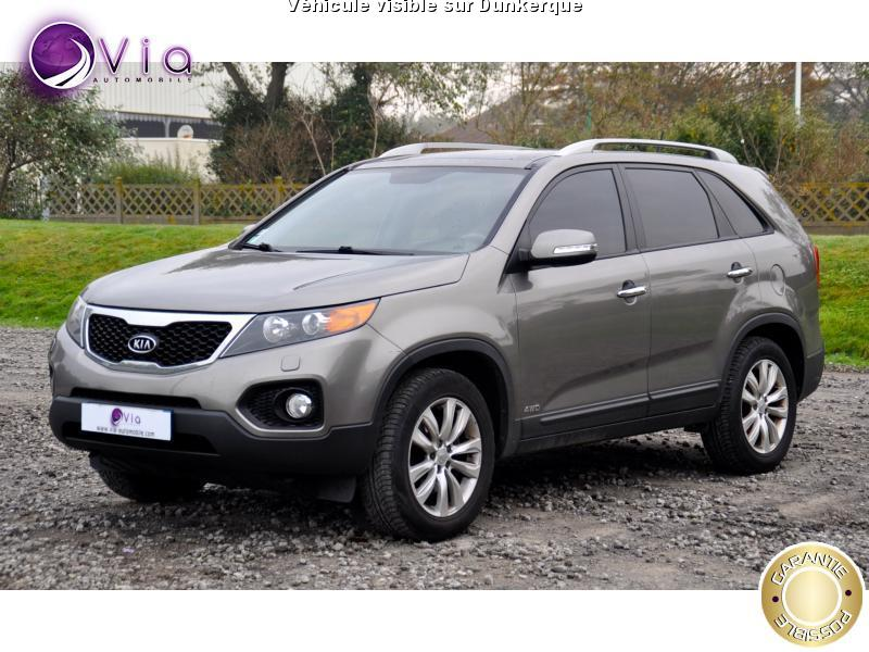 voiture kia sorento occasion diesel 2010 131000 km. Black Bedroom Furniture Sets. Home Design Ideas