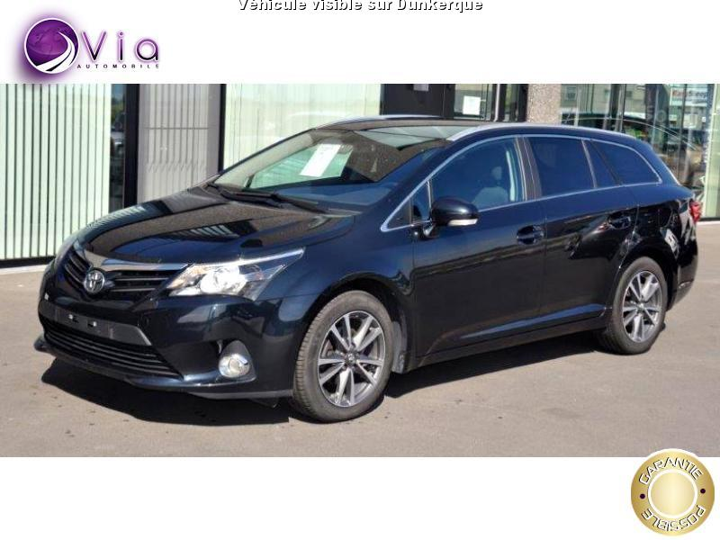 voiture toyota avensis occasion diesel 2012 108000 km 12490 dunkerque nord. Black Bedroom Furniture Sets. Home Design Ideas