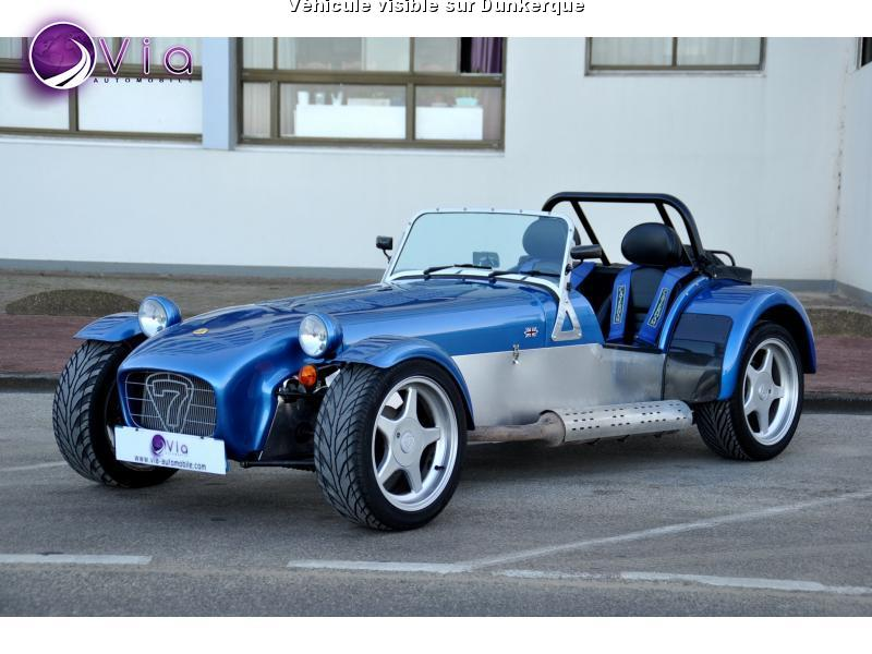 voiture caterham super seven occasion 2003 49000 km 29990 dunkerque nord 992734878713