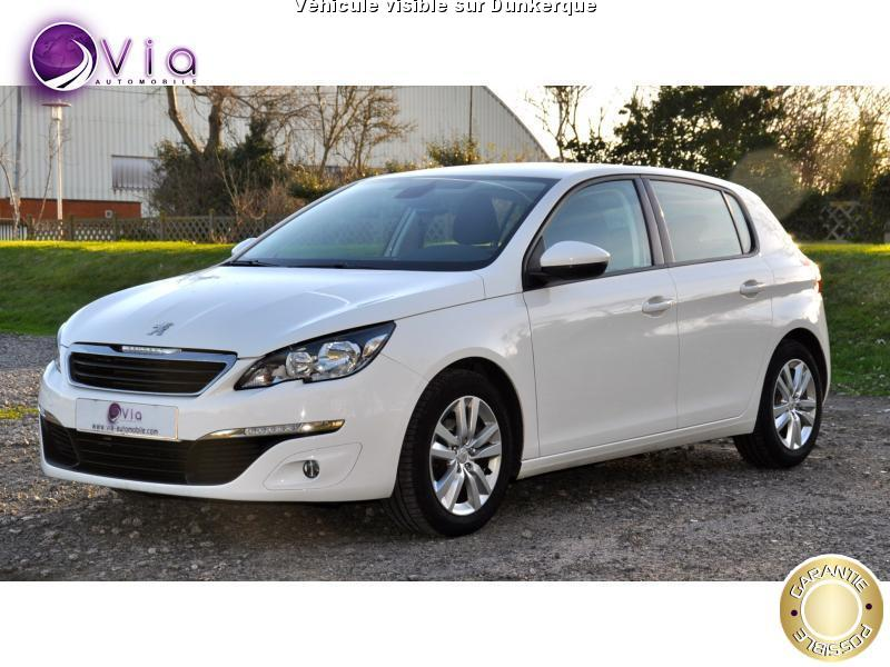 voiture peugeot 308 occasion diesel 2014 72000 km. Black Bedroom Furniture Sets. Home Design Ideas
