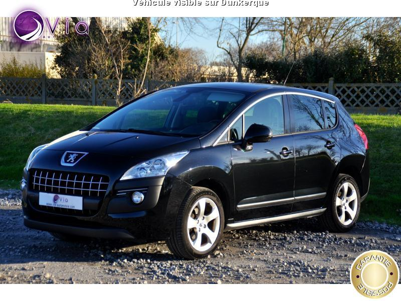 voiture peugeot 3008 occasion diesel 2011 121000 km. Black Bedroom Furniture Sets. Home Design Ideas